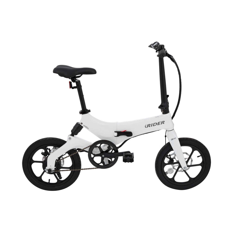 iwatbike irider klappbares e bike wei iwatboard. Black Bedroom Furniture Sets. Home Design Ideas