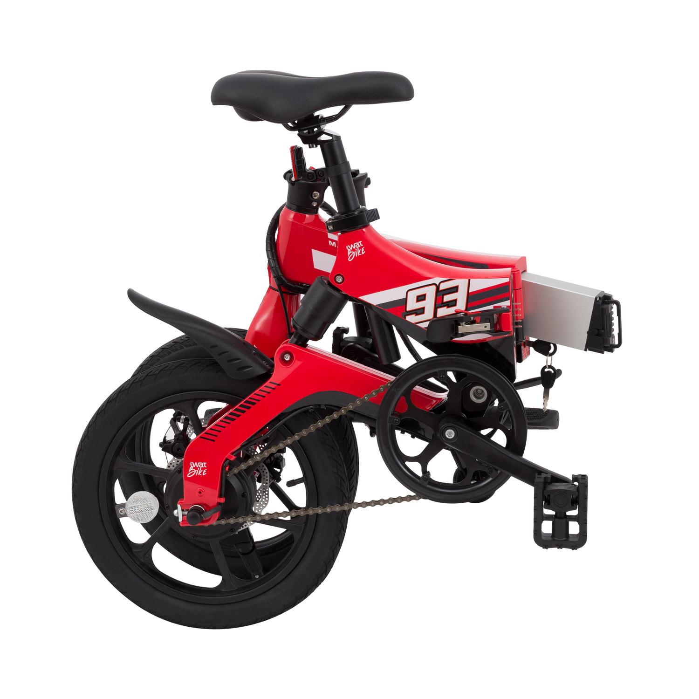 iwatbike irider klappbares e bike marc marquez edition. Black Bedroom Furniture Sets. Home Design Ideas