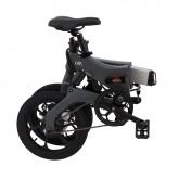 iWatBike iRider - Bicicleta Eléctrica Plegable Gris