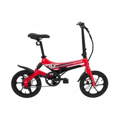 iWatBike iRider - Bicicleta Eléctrica Plegable Marc Marquez Edition