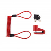 iWatMotion Red Clamp Padlock