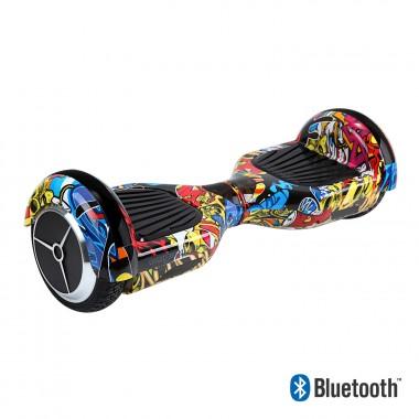 Skate iWatBoard i6 Bluetooth - Hip Hop