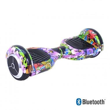 Skate iWatBoard i6 Bluetooth - Multicolor