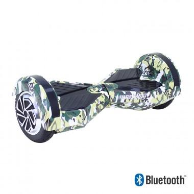 Skate iWatBoard i8 Bluetooth - Army