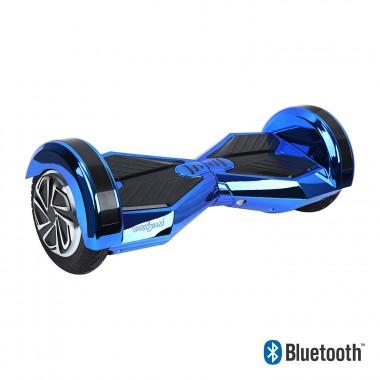 Skate iWatBoard i8 Bluetooth - Metallic Blue