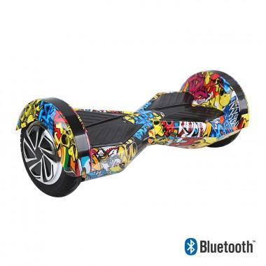 Skate iWatBoard i8 Bluetooth - Hip Hop