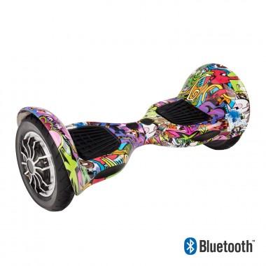 Skate iWatBoard i10 Bluetooth - Multicolor