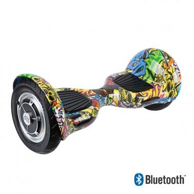 Skate iWatBoard i10 Bluetooth - Hip Hop