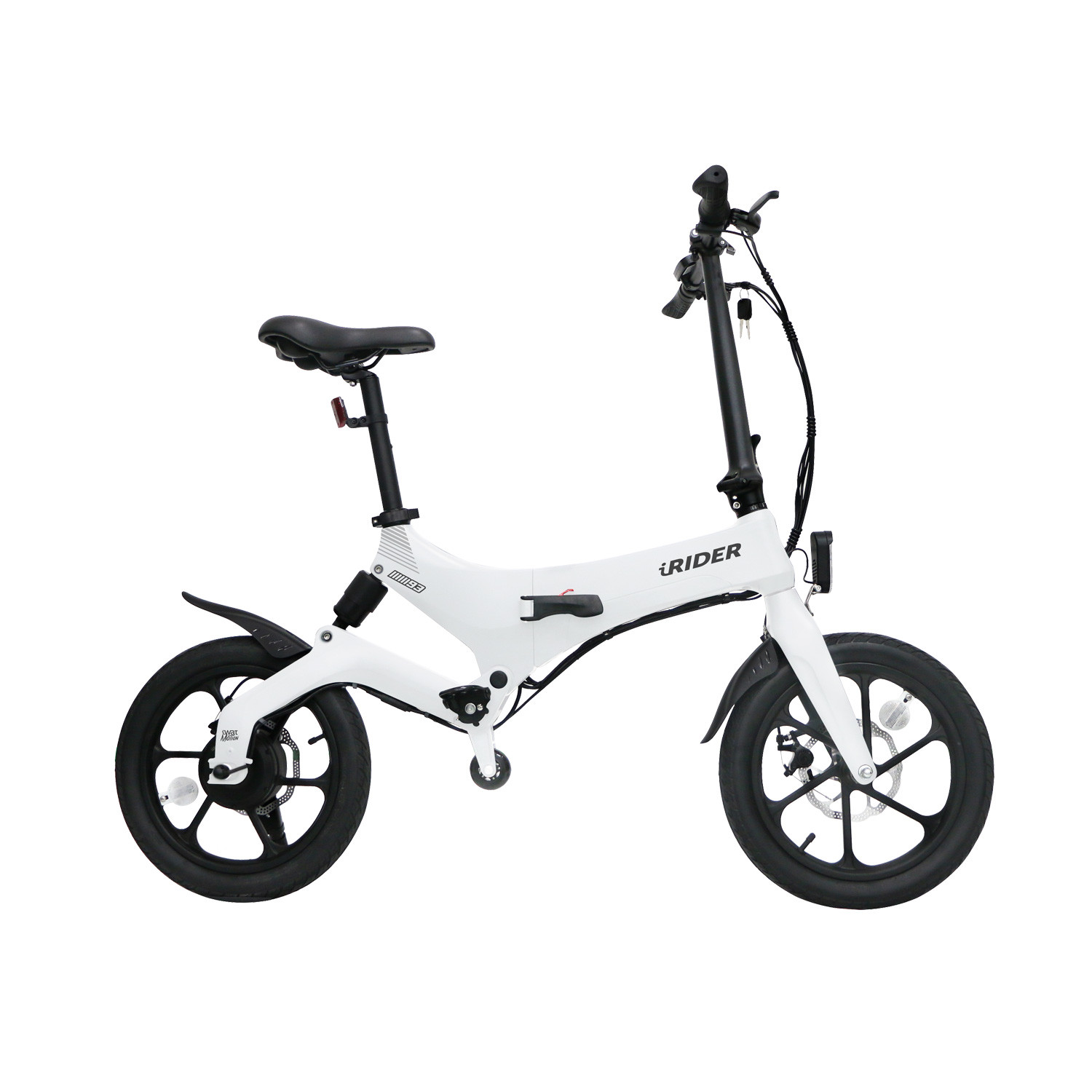 white irider iwatscooter iwatboard Electric Scooters with Lithium Batteries 35 ver v deo scooter irider 16
